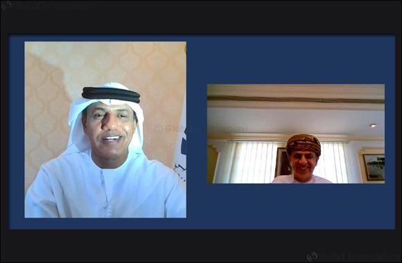 Dubai Customs and Omani Counterpart Discuss Post-Covid19 Era