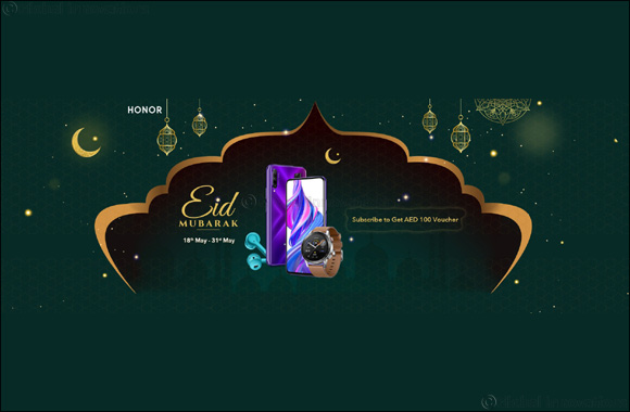 Celebrate EID with Special Offers on HONOR Smartphones