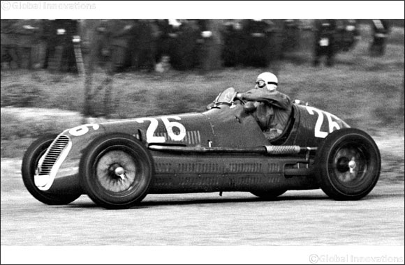 80th Anniversary of Maserati's Targa Florio Victory Maserati Tests an Mc20 Prototype on the Roads of the World's Oldest Race