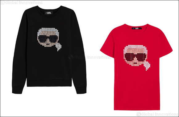 """Karl Lagereld Drives Digital Innovation With Launch of the  """"Maison Karl Lagerfeld"""" Game."""