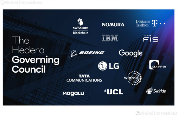 LG Joins Hedera Governing Council to Accelerate Innovation and Adoption of Public DLT Globally