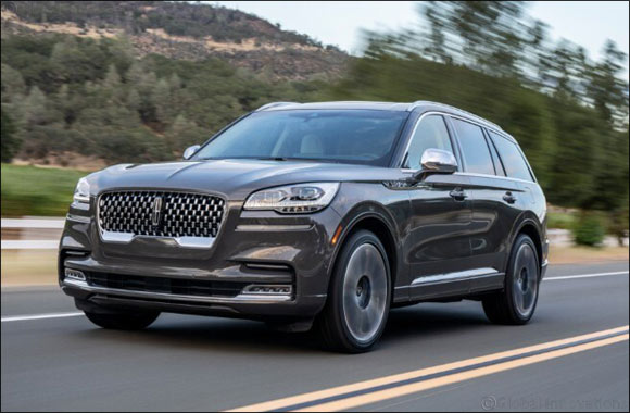 Lincoln Aviator Presidential Takes on Bumps and Dips, Turning Every Trip into a Refined Journey