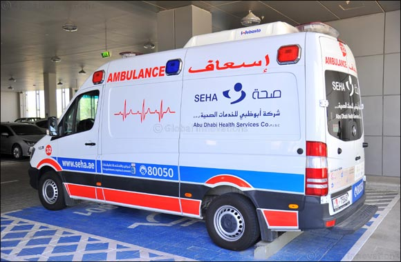 SEHA Develops Cutting Edge Self-sterilization System for Ambulances
