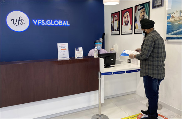 The Canada Visa Application Centre reopens in Dubai from 31 May 2020