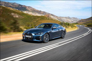 The All-New BMW 4 Series Coup�