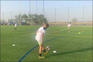 Dubai's Top Football Academies Back in Business