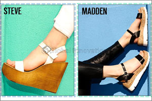 Wedge Shoes from Steve Madden