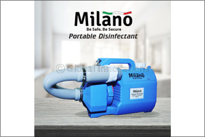 Disinfectant Launched by Milano is an Effective Way of Keeping Your Premises Disinfected During This ...