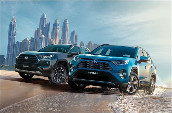 Buy a Toyota this Month and Pay Nothing until 2021 at Al-Futtaim Toyota Auto Festival