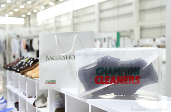 Ensure the Hygiene of your Handbags & Shoes with Champion Cleaners