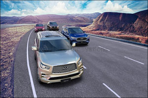 INFINITI of Arabian Automobiles Celebrates the Coming of Summer with �Exclusive and All-Inclusive' O ...