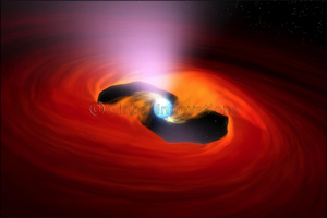 Astronomers, for the First Time, Capture the Complete 12-Day Process of 'Powering Up' a Distant Puls ...