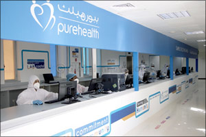 Pure Health Sets Up MENA Region's Largest Covid Lab in Abu Dhabi to Test 25,000 People Daily