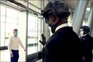 World Security Becomes UAE's First Service Provider to Introduce Smart Helmet for Businesses to Dete ...