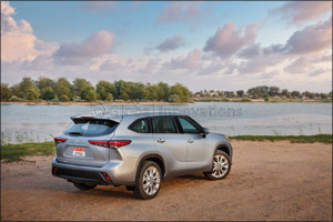 Toyota's Newest Hybrid SUV is Now in Town: Much Awaited Highlander takes Efficiency to New Heights