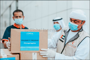 L'or�al Middle East Launches UAE Solidarity Programme to Support the Nation's COVID-19 Relief Effort ...