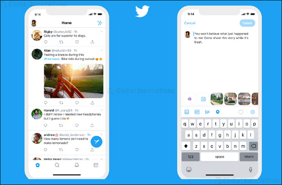 Twitter tests Tweeting with Voice