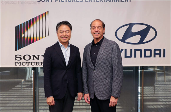 Hyundai Motor and Sony Pictures Entertainment Announce Unique and Pioneering Multi-Picture Promotional Partnership