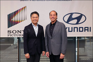 Hyundai Motor and Sony Pictures Entertainment Announce Unique and Pioneering Multi-Picture Promotion ...