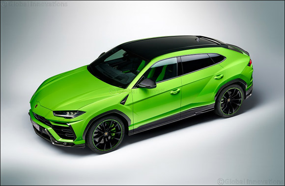 Automobili Lamborghini Presents the Urus Pearl Capsule: Unlocking New Adventures in Colour for the Lamborghini Urus