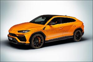Automobili Lamborghini Presents the Urus Pearl Capsule: Unlocking New Adventures in Colour for the L ...