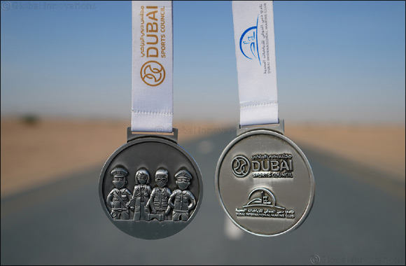 Dubai Sports Council to Celebrate Dubai's COVID-19 Heroes Through Commemorative Medals