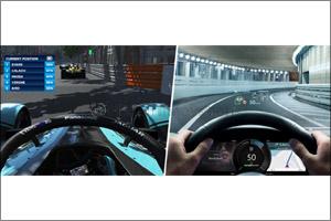 Digital Vision Technology Signals On-Track Success for Panasonic Jaguar Racing