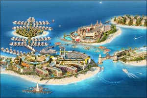 Kleindienst Group Announces the Construction of a 1-km �Raining Street' at the Heart of Europe in Du ...
