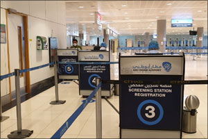 Abu Dhabi International Airport Conducts 51,000 COVID-19 Tests