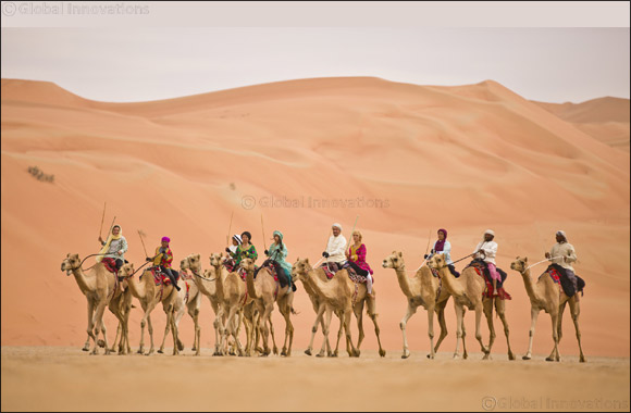 Registration Opens for Training On the Camel Trek and  Camel Marathon for Expats