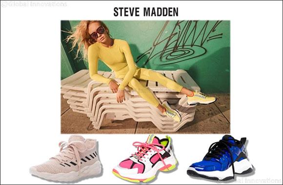 Trending Trainers from Steve Madden