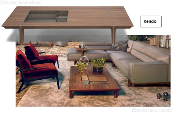 Contemporary Coffee Tables for your H from the House of Natuzzi