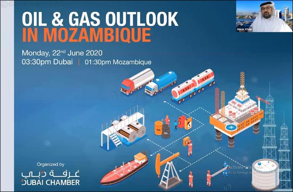 Dubai Businesses Explore Opportunities in Mozambique's Growing Oil and Gas Sector