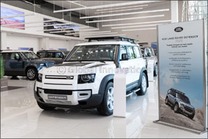 An Icon Returns: All-New Land Rover Defender Arrives at Al Tayer Motors and Premier Motors Showrooms ...