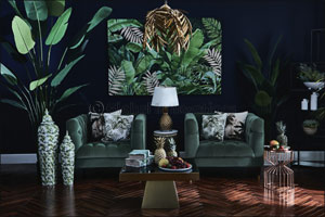 Bring Summer Home With the Latest Tropical-inspired Collection From 2xl Furniture & Home D�cor