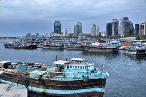 Dubai Customs' Coastal Centers deals with 5,700 dhows and vessels in 5 months
