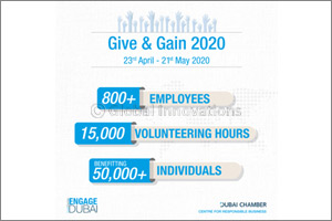 Dubai Chamber's Give and Gain 2020 Attracts record Participation