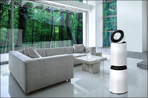 Six Ways LG's Puricare Air Purifiers  Can Help Families Improve Air Quality at Home