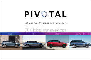 Go Electric or Go Off Road: Customers Choose With Jaguar Land Rover and Pivotal Subscription
