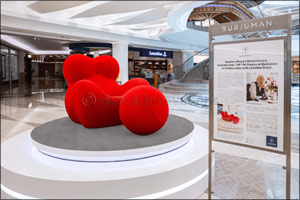 It All Started with a Sponge- Gaetano Pesce's Revolutionary Feminist Chair �UP� On Display at BurJum ...