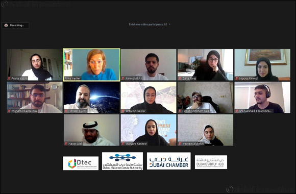 Dubai Startup Hub and Dtec Announce Winners of Emirati Development Programme