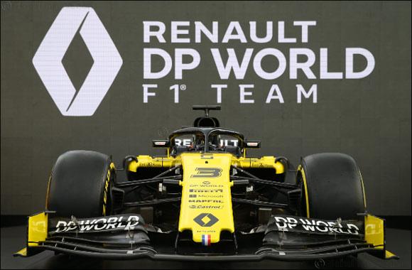 Fernando Alonso Joins Renault Dp World F1 Team