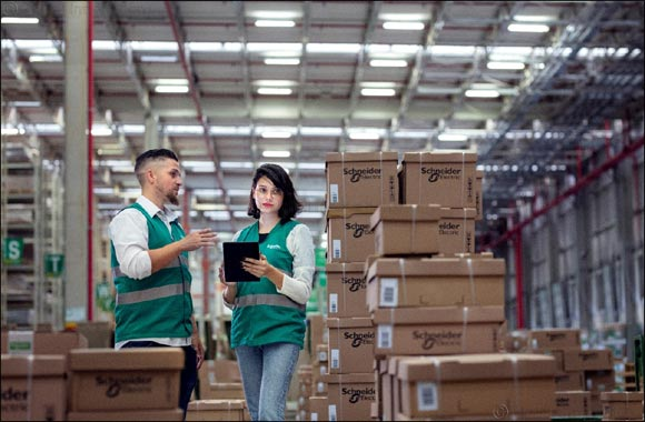 Schneider Electric Global Supply Chain recognized with 2020 Power of the Profession Award
