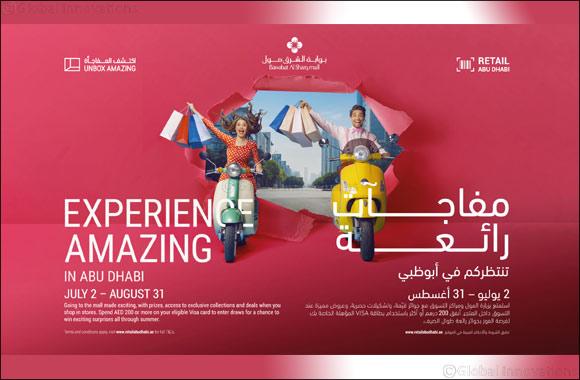 'Unbox Amazing' Awaits Shoppers  At Bawabat Al Sharq Mall This Summer