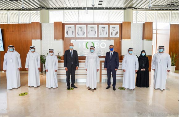 Moro Hub Inaugurates its Smart Cities Command and Control Centre Contributing to Dubai 10X  Initiatives