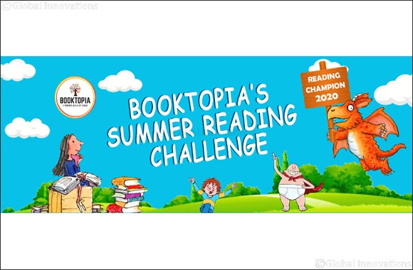 Booktopia Announces Summer Reading Challenge 2020!