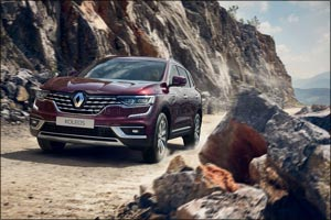 Renault Al Babtain: Renault Koleos Comes With an Exceptional Leasing offer this Season