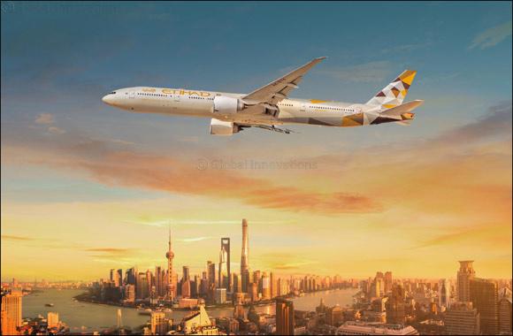 Etihad Airways to Resume Flights to Shanghai