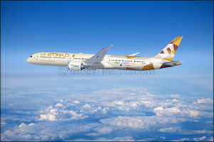 Etihad and Boeing Extend Partnership With Sustainability-focused Ecodemonstrator Testing