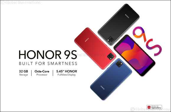 HONOR Launches New Budget-Friendly Smartphone HONOR 9S Packing The  Latest Magic UI 3.1 And High-End Features